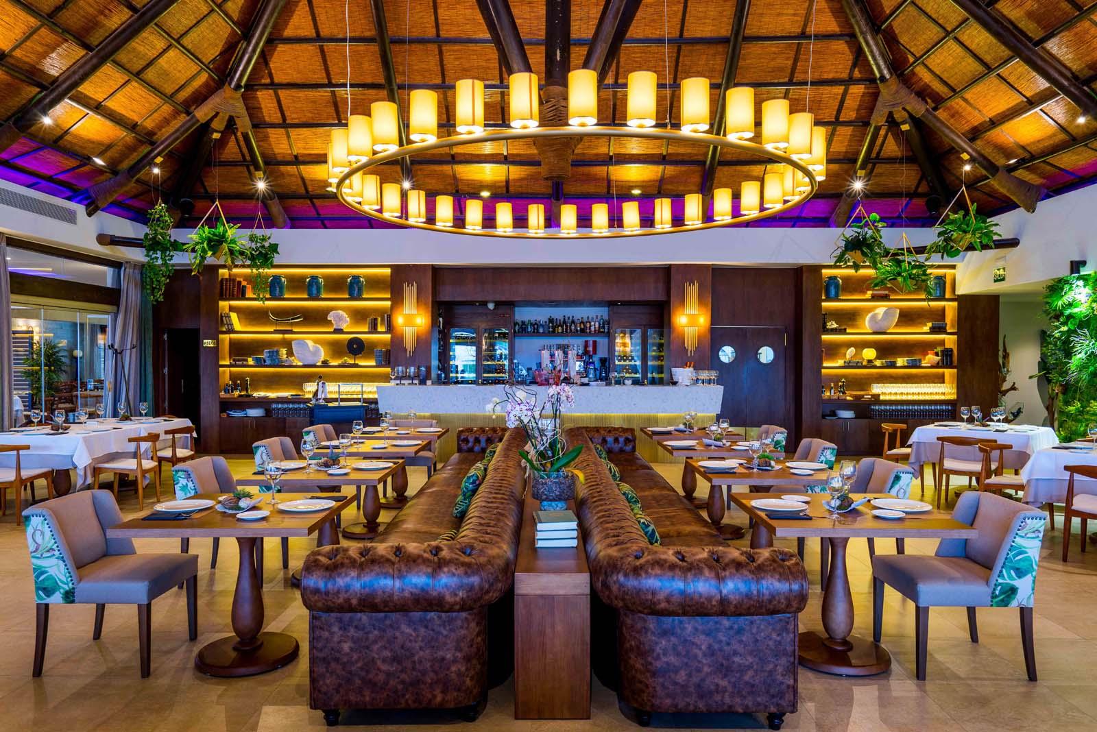 Comedor restaurante Maraú
