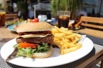 Foto hamburguesa Maraú