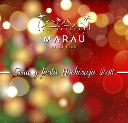 Nochevieja 2018 en Maraú Beach Club