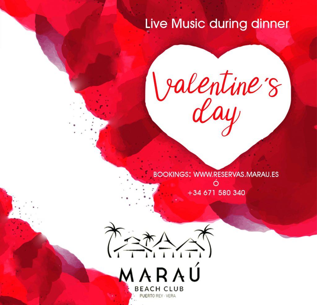 Valentine´s day at Maraú Beach Club