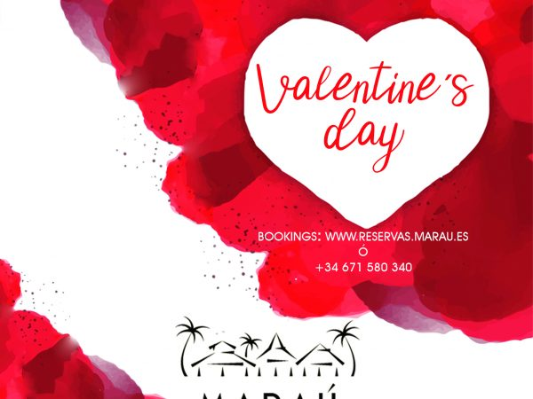 Valentine´s day at Maraú Beach Club