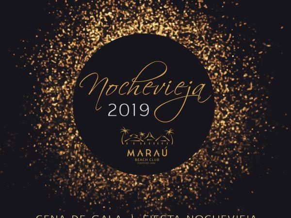Nochevieja 2019 Maraú Beach Club